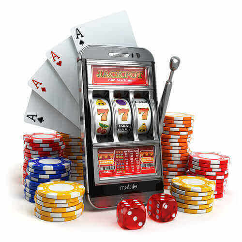 Slot Gambling Machine